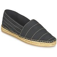 Παπούτσια Γυναίκα Εσπαντρίγια Marc Jacobs SIENNA Black / Gold