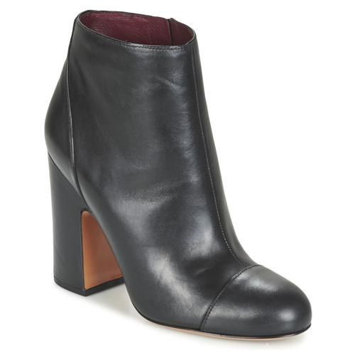 Παπούτσια Γυναίκα Μποτίνια Marc Jacobs DOLLS CORA Black