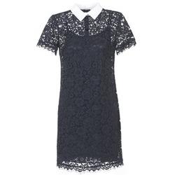 Υφασμάτινα Γυναίκα Κοντά Φορέματα MICHAEL Michael Kors NEDRE MARINE