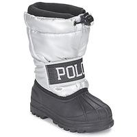Παπούτσια Κορίτσι Snow boots Ralph Lauren JAKSON Argenté / Black