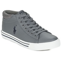 Παπούτσια Αγόρι Ψηλά Sneakers Ralph Lauren HARRISON MID Grey