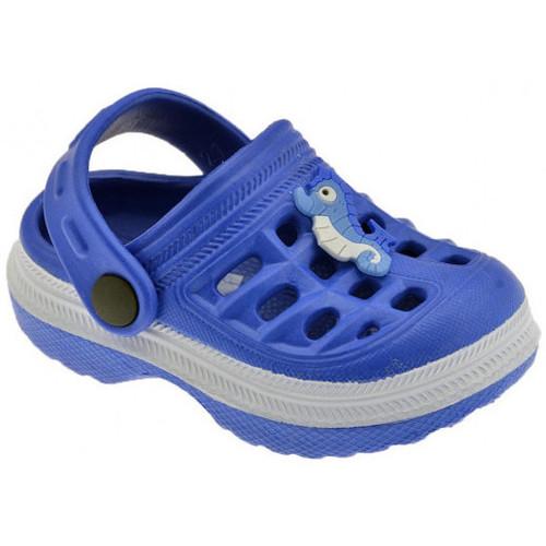 Παπούτσια Παιδί Σαμπό Medori  Μπλέ