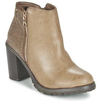 Παπούτσια Γυναίκα Μποτίνια Xti LOUNI TAUPE