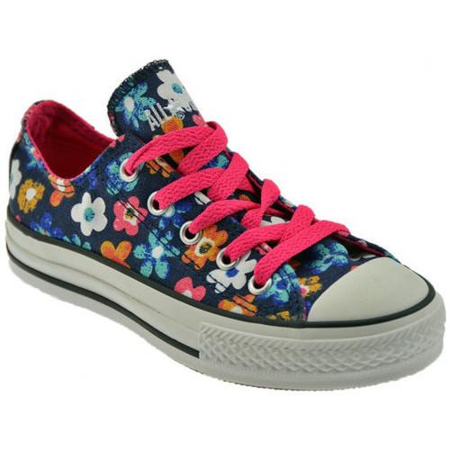Παπούτσια Παιδί Χαμηλά Sneakers Converse  Μπλέ