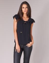 Υφασμάτινα Γυναίκα Μπλούζες Moony Mood IFADOU Black