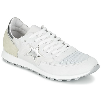 Παπούτσια Γυναίκα Χαμηλά Sneakers Yurban FILLIO Άσπρο / Beige