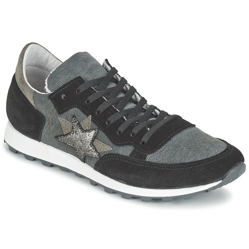 Παπούτσια Γυναίκα Χαμηλά Sneakers Yurban FILLIO Grey / Black