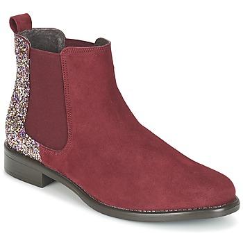 Παπούτσια Γυναίκα Μπότες Betty London FREMOUJE BORDEAUX