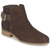 Παπούτσια Γυναίκα Μπότες Betty London FIAZANE Brown