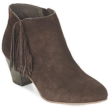 Παπούτσια Γυναίκα Μποτίνια Betty London FIANIDE Brown