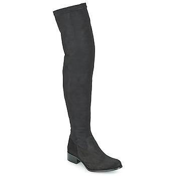 Παπούτσια Γυναίκα Ψηλές μπότες Betty London FOUGUILLE Black
