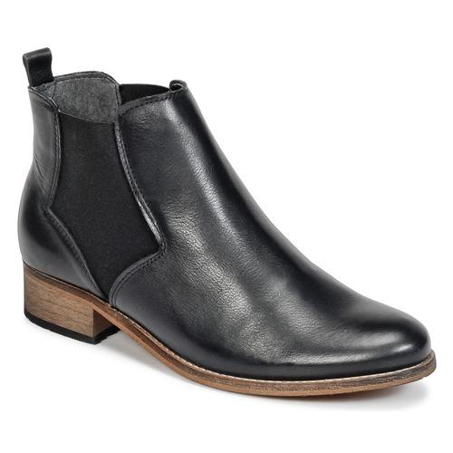 Παπούτσια Γυναίκα Μπότες Betty London FASSINE Black