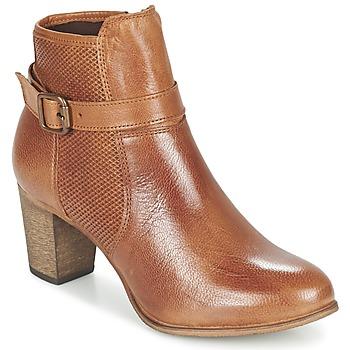 Παπούτσια Γυναίκα Μποτίνια Betty London FAZELLE CAMEL