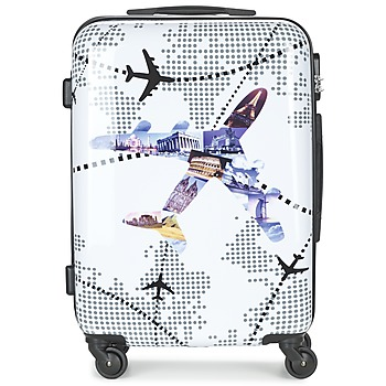 Τσάντες Valise Rigide David Jones OUSKILE 50L Multicolore