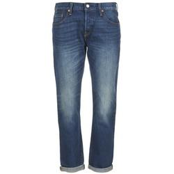 Υφασμάτινα Γυναίκα Boyfriend jeans Levi's 501 CT Roasted / Indigo