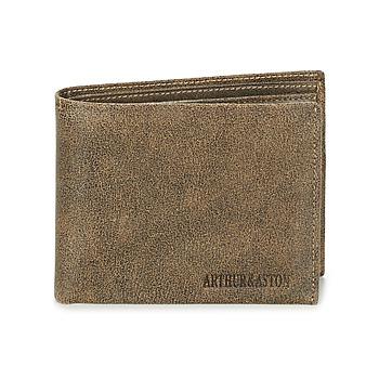 Τσάντες Άνδρας Πορτοφόλια Arthur & Aston RAOUL Chataigne
