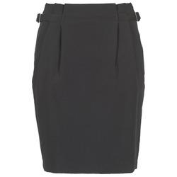Υφασμάτινα Γυναίκα Φούστες See U Soon SABY Black