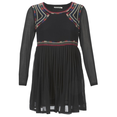 Υφασμάτινα Γυναίκα Κοντά Φορέματα See U Soon SANCIE Black