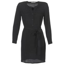 Υφασμάτινα Γυναίκα Κοντά Φορέματα See U Soon SANTINE Black