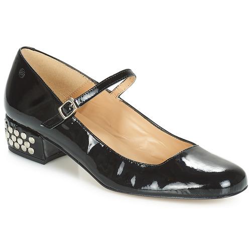 Παπούτσια Γυναίκα Μπαλαρίνες Betty London FOTUNOU Black