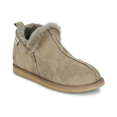 Παπούτσια Γυναίκα Παντόφλες Shepherd ANNIE Πέτρα