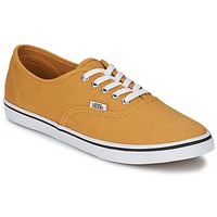 Παπούτσια Χαμηλά Sneakers Vans AUTHENTIC LO PRO MUSTARD / TRUE / Ασπρό