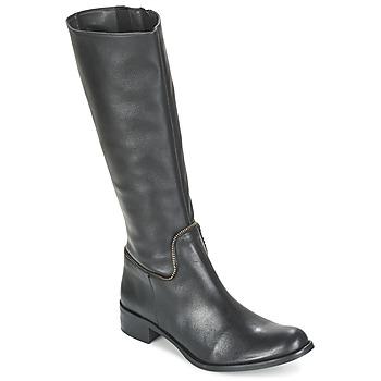Παπούτσια Γυναίκα Μπότες για την πόλη Betty London FLIGNE Black