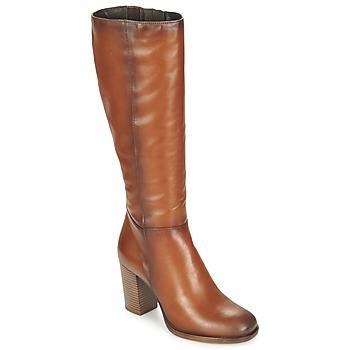 Παπούτσια Γυναίκα Μπότες για την πόλη Tamaris LOUGA COGNAC
