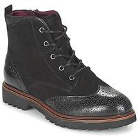 Παπούτσια Γυναίκα Μπότες Tamaris SOROLA Black