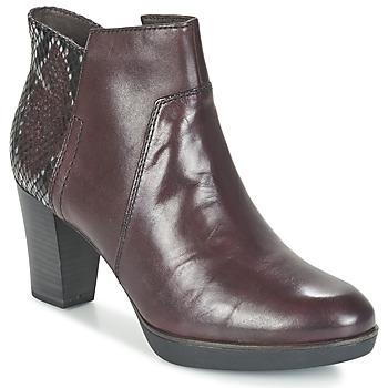 Παπούτσια Γυναίκα Μποτίνια Tamaris VICHA BORDEAUX