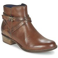 Παπούτσια Γυναίκα Μπότες Tamaris ISTRA  NOISETTE