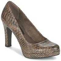 Παπούτσια Γυναίκα Γόβες Tamaris SYLVA Brown