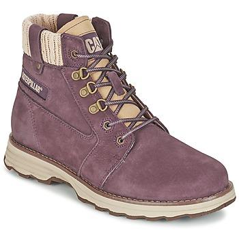 Παπούτσια Γυναίκα Μπότες Caterpillar CHARLI Violet