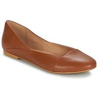 Παπούτσια Γυναίκα Μπαλαρίνες Casual Attitude TOBALO Brown
