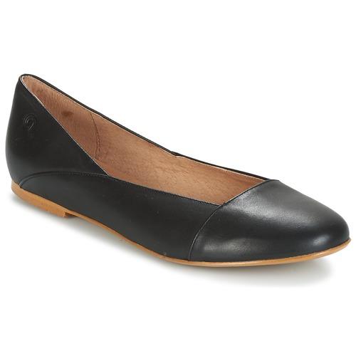 Παπούτσια Γυναίκα Μπαλαρίνες Casual Attitude TOBALO Black