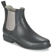 Παπούτσια Γυναίκα Μπότες Marc O'Polo LATTA Black