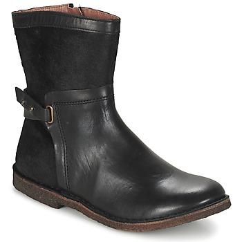 Παπούτσια Γυναίκα Μπότες Kickers CRICKET Black
