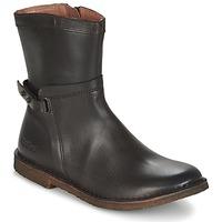 Παπούτσια Γυναίκα Μπότες Kickers CRICKET Brown / Fonce