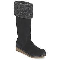 Παπούτσια Γυναίκα Μπότες για την πόλη Kickers KARINE Black