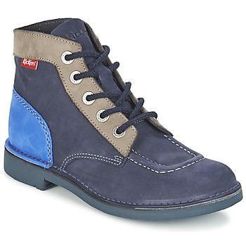 Παπούτσια Γυναίκα Μπότες Kickers KICK COL Marine