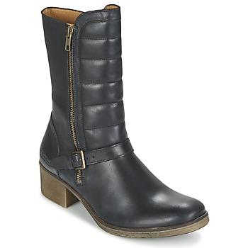 Παπούτσια Γυναίκα Μπότες Kickers MILLIER Black