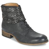 Παπούτσια Γυναίκα Μπότες Kickers PUNKYZIP Black / Brillant