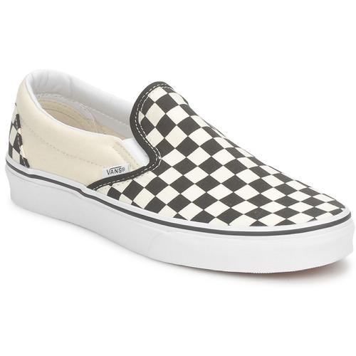 Παπούτσια Slip on Vans CLASSIC SLIP ON Black / Άσπρο