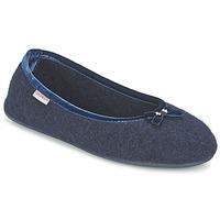 Παπούτσια Γυναίκα Παντόφλες Giesswein HOHENAU MARINE