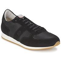 Παπούτσια Άνδρας Χαμηλά Sneakers Serge Blanco VARN Black