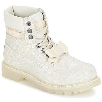 Παπούτσια Γυναίκα Μπότες Caterpillar COLORADO CURTSY άσπρο