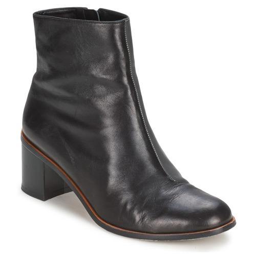 Παπούτσια Γυναίκα Μποτίνια Robert Clergerie MILLION Black