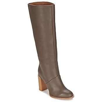 Παπούτσια Γυναίκα Μπότες για την πόλη See by Chloé SB23005 Grey