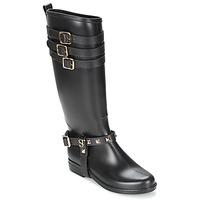 Παπούτσια Γυναίκα Μπότες για την πόλη SuperTrash SAMMY Black