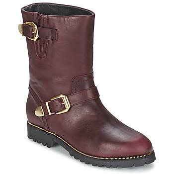 Παπούτσια Γυναίκα Μπότες SuperTrash MARYLIN BORDEAUX